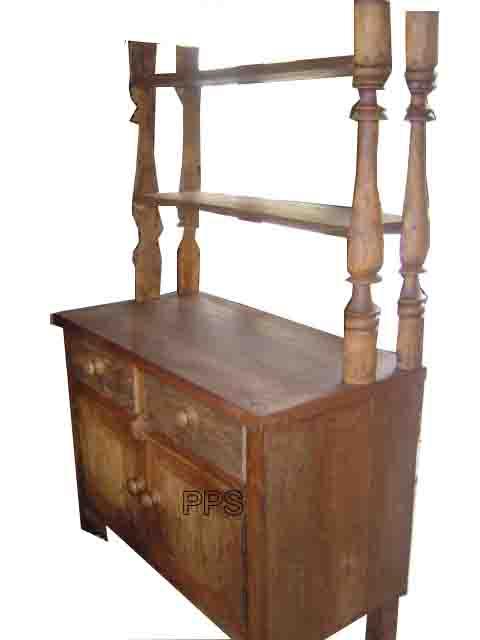 PS-Wood Shelf (sn305)