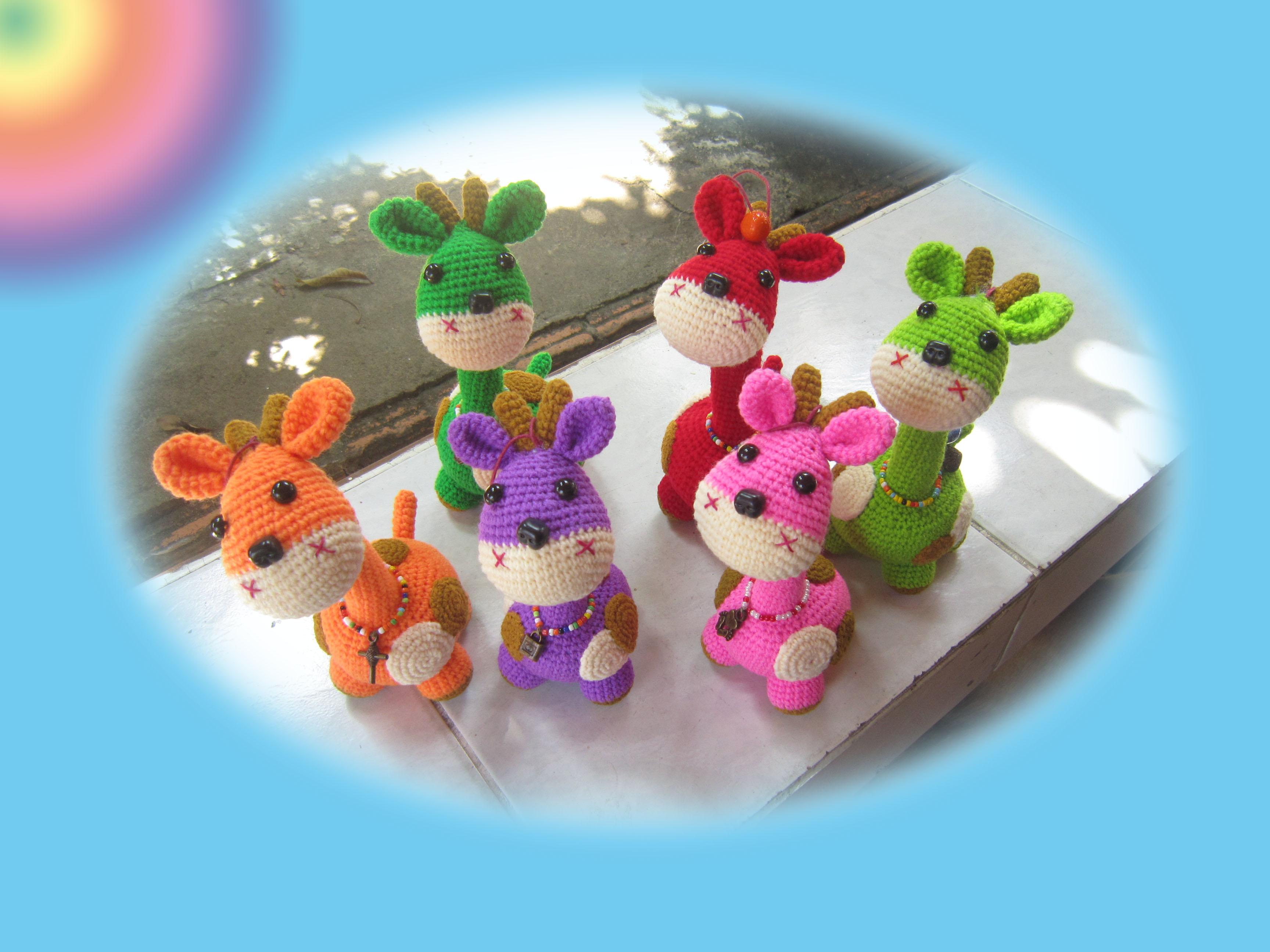 Crochet Doll Keyring-IMG_3917