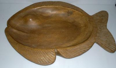 fish shape tray