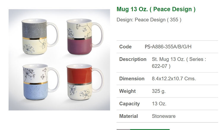Ceramic mug 13 oz.-Peace Design.jpg