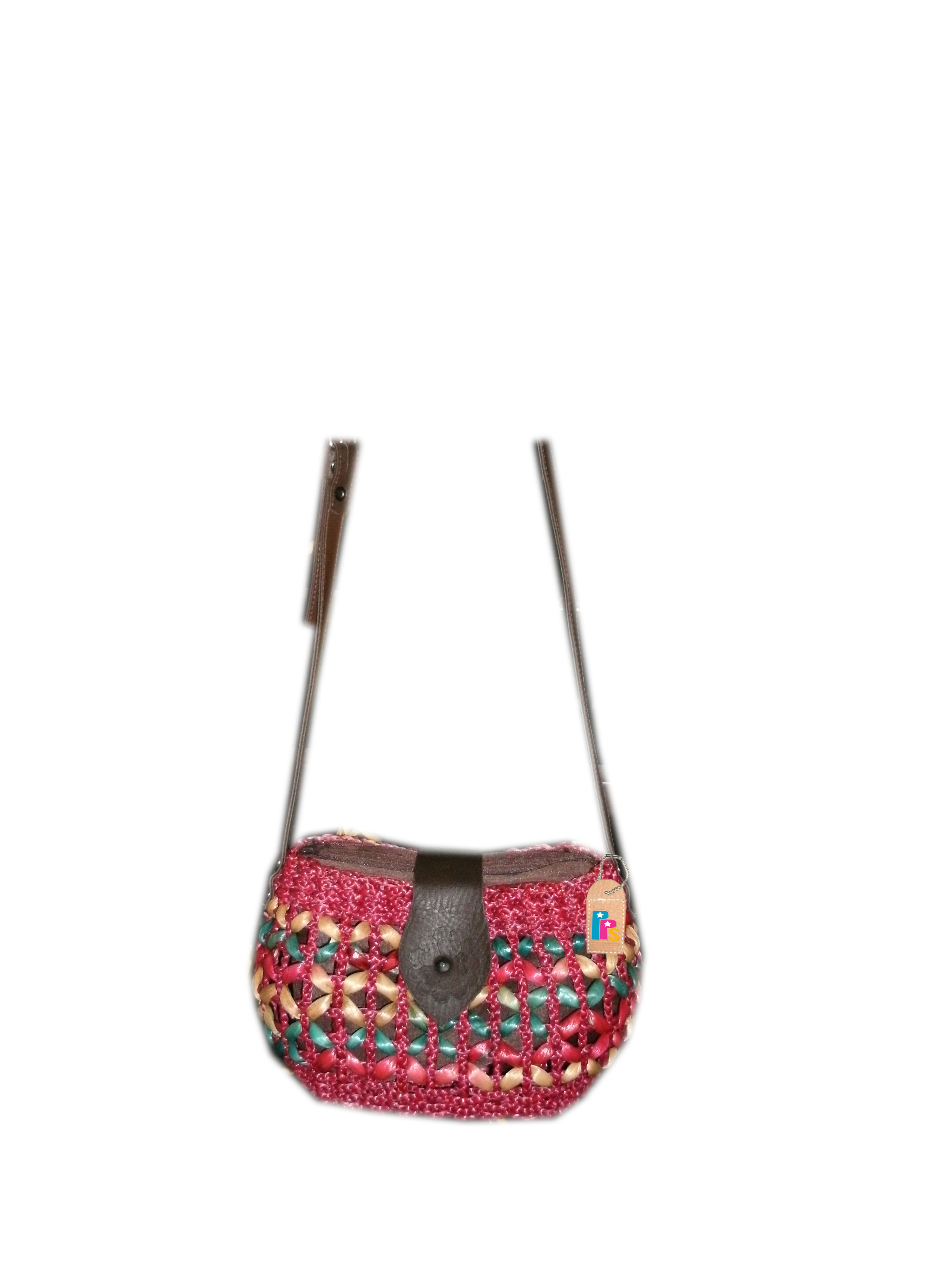 PPS-Hyacinth shoulder Bag 1990
