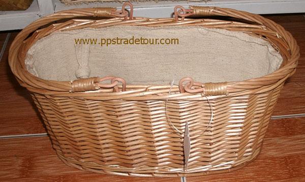 Rattan Basket 1937-1