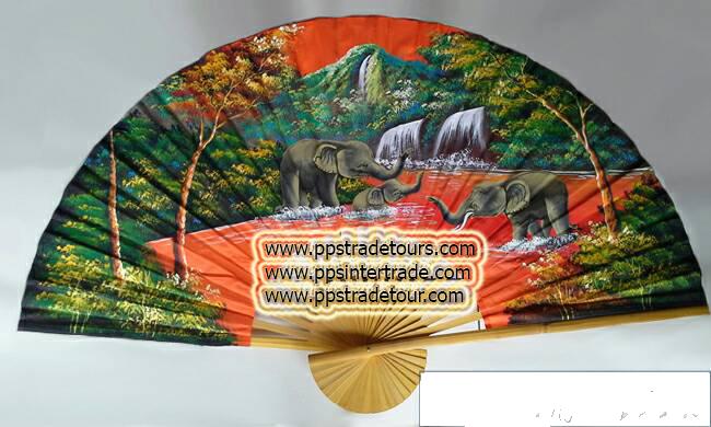 PPS- Wall Satin Fan Paint-35