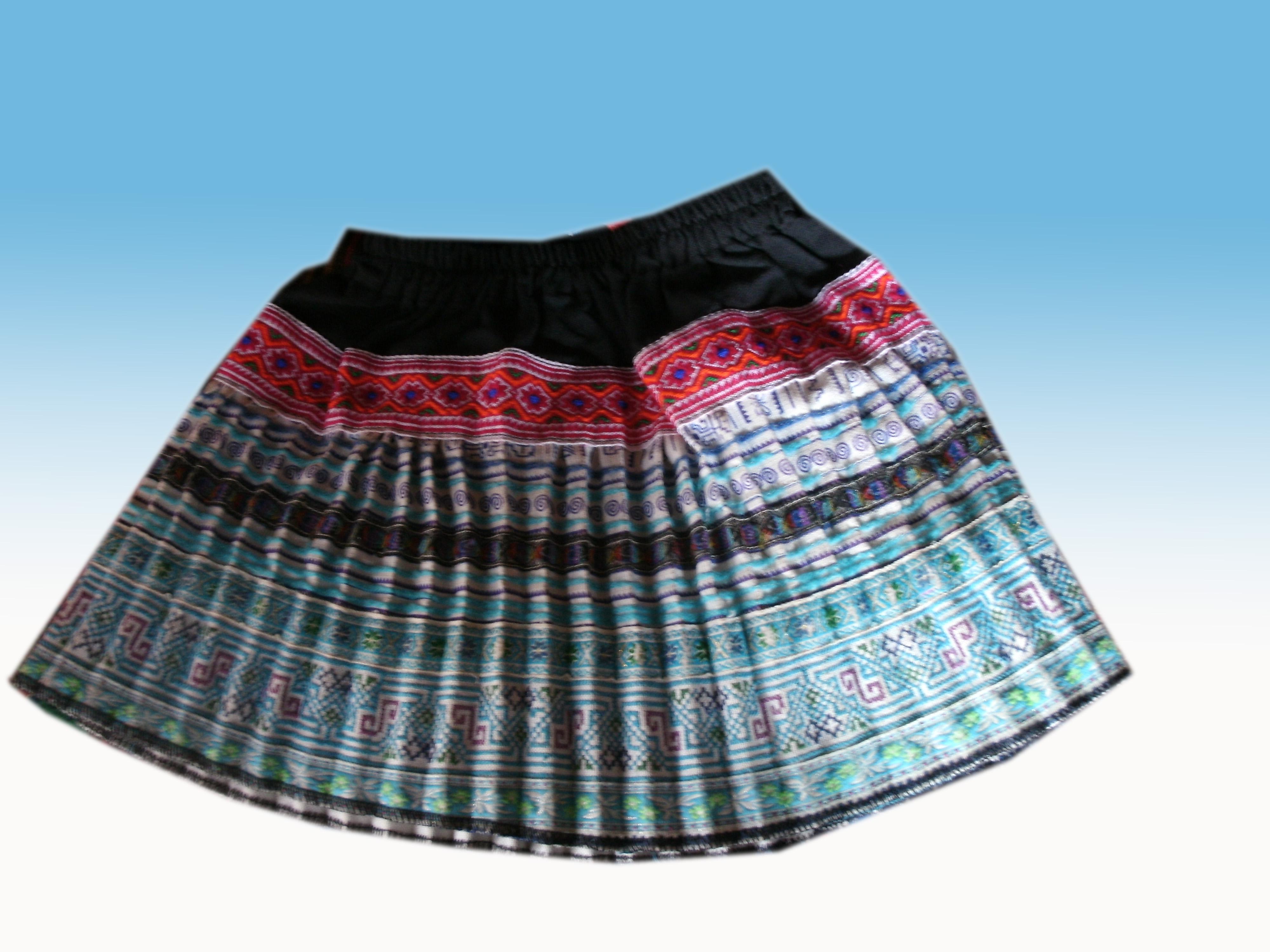 Short Skirt - 3058