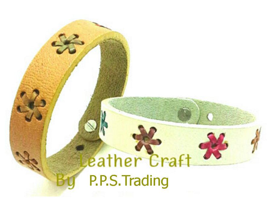 Leather Bracelet-N8