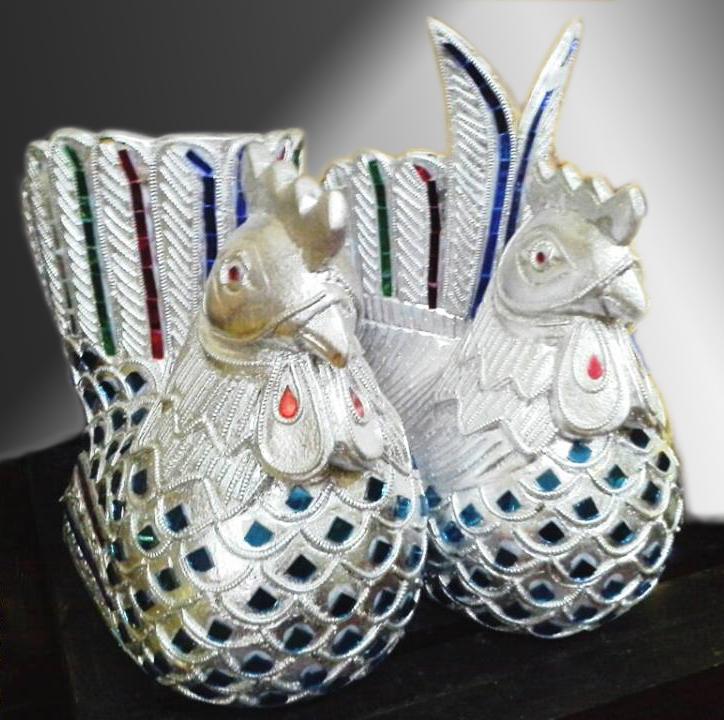 Decorative Hens 2