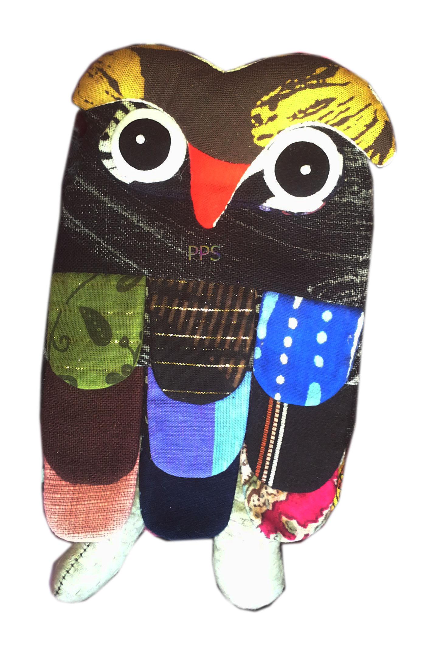 Cotton Owl bag 19