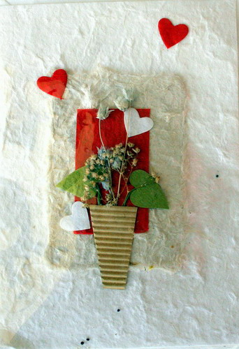 Mulberry Paper Valentine's Card-12