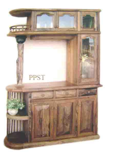 PS-Wood Shelf (sn300)