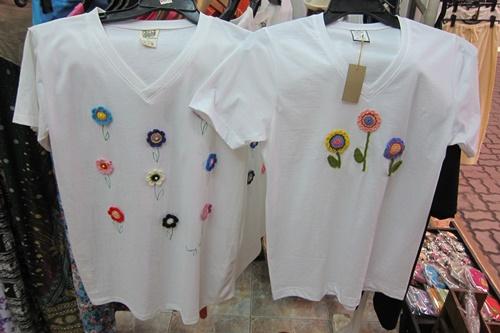Decorative T-shirt