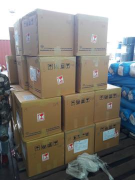 Jamaica shipment