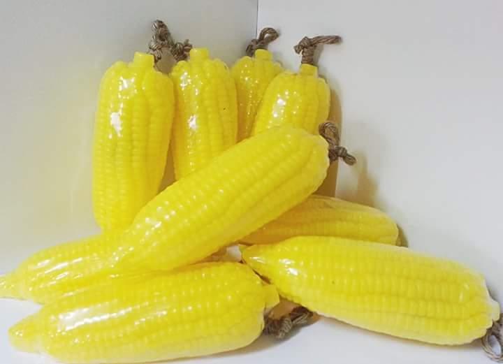 Bathing Soap- Corn shape