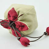 Cotton Canvas Lotus Drawstring Bag.png