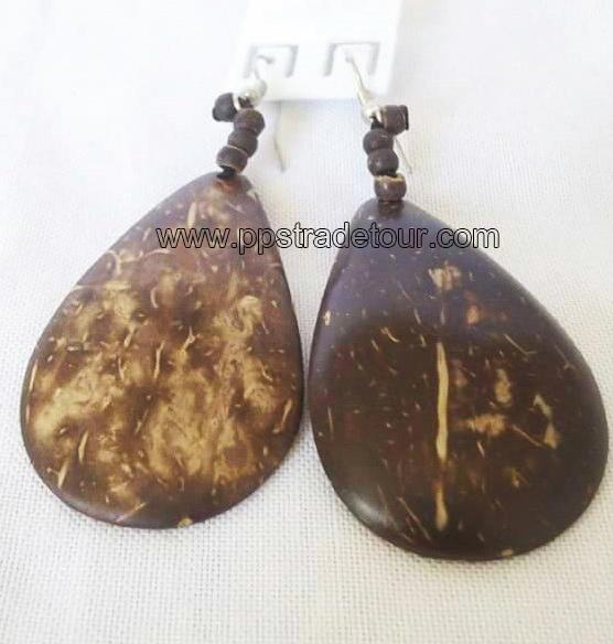 Coconut earring-5829