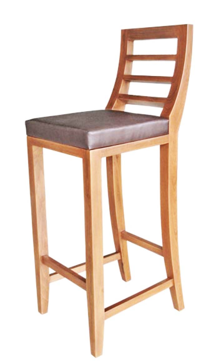 PS-Rattan Stool 4- SL4