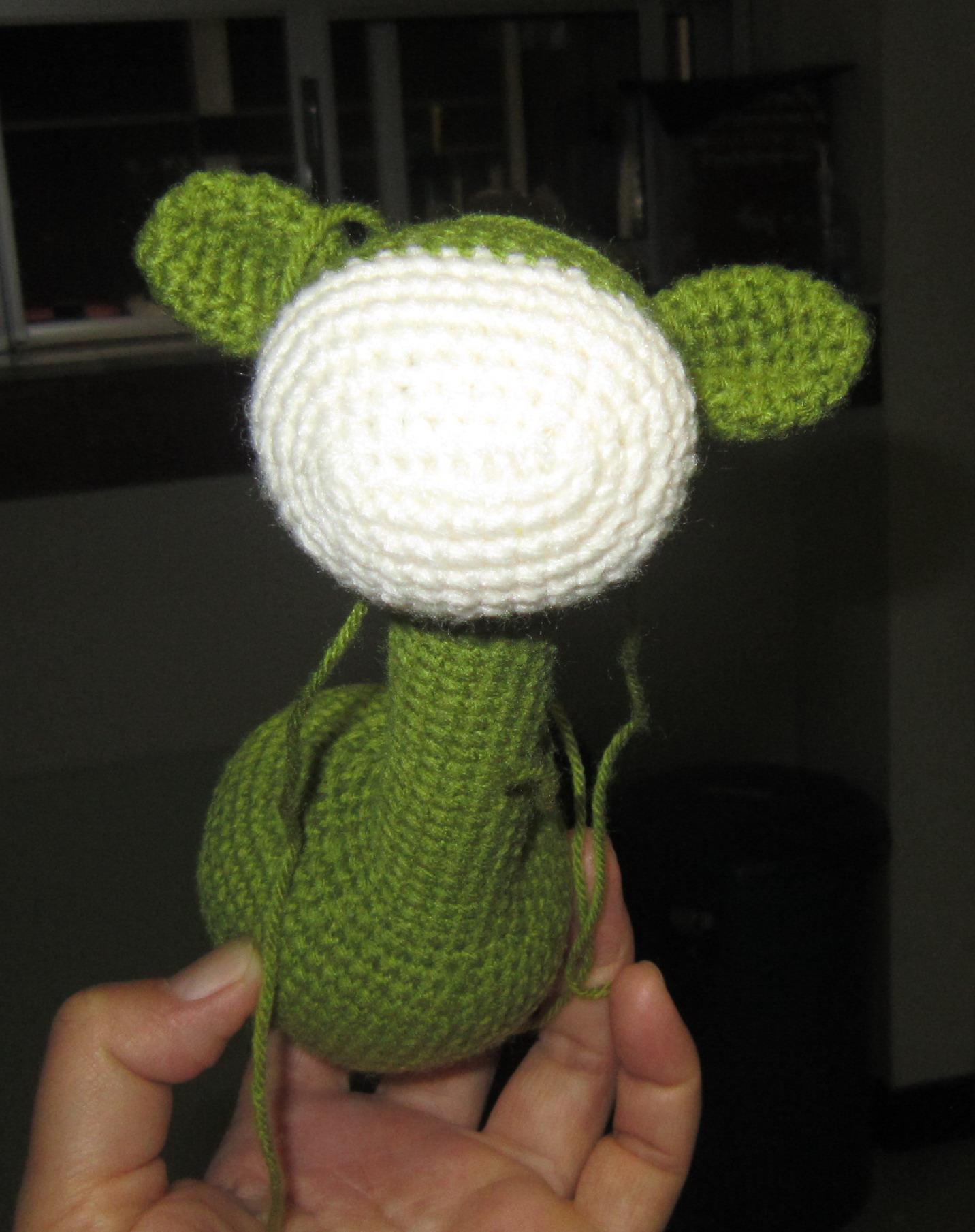 Crochet Doll Keyring-IMG_3249