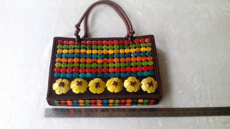 Coconut Shell bag-88