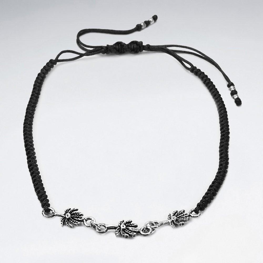 Tribal Silver WAN0069BK531