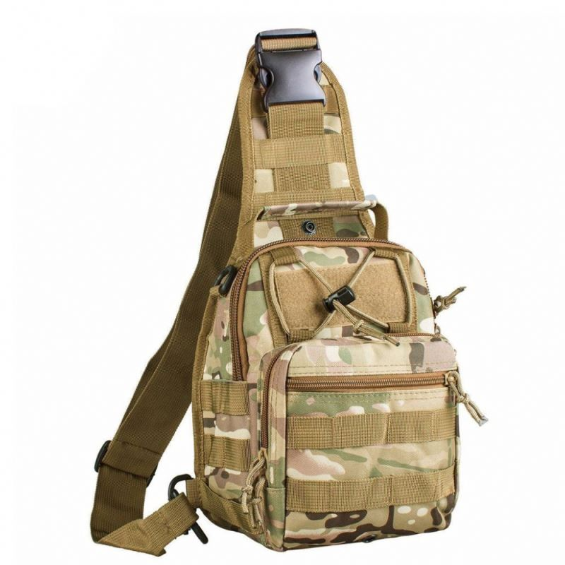 Professional Manufacturer Military Tactical Chest Bag Harness Pack With The Most Affordable Product