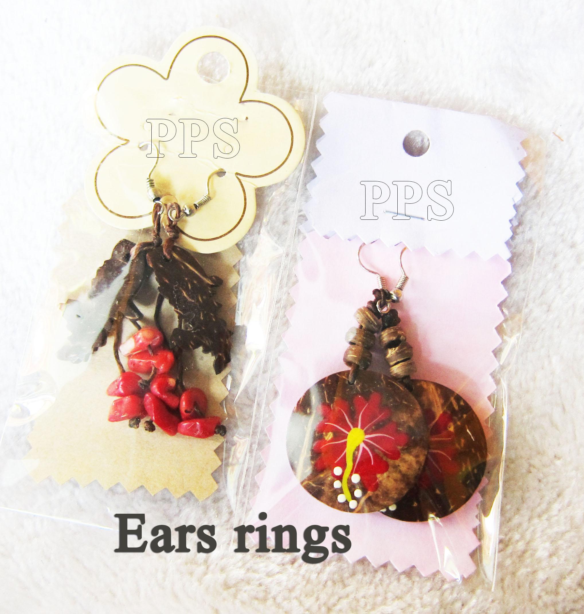 coconut earing EarsRing_2640