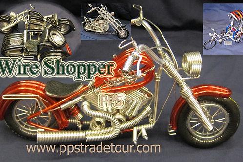Wire Motobike