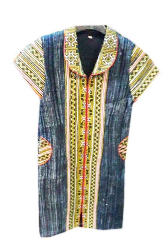 Tribal Patter Dress-09