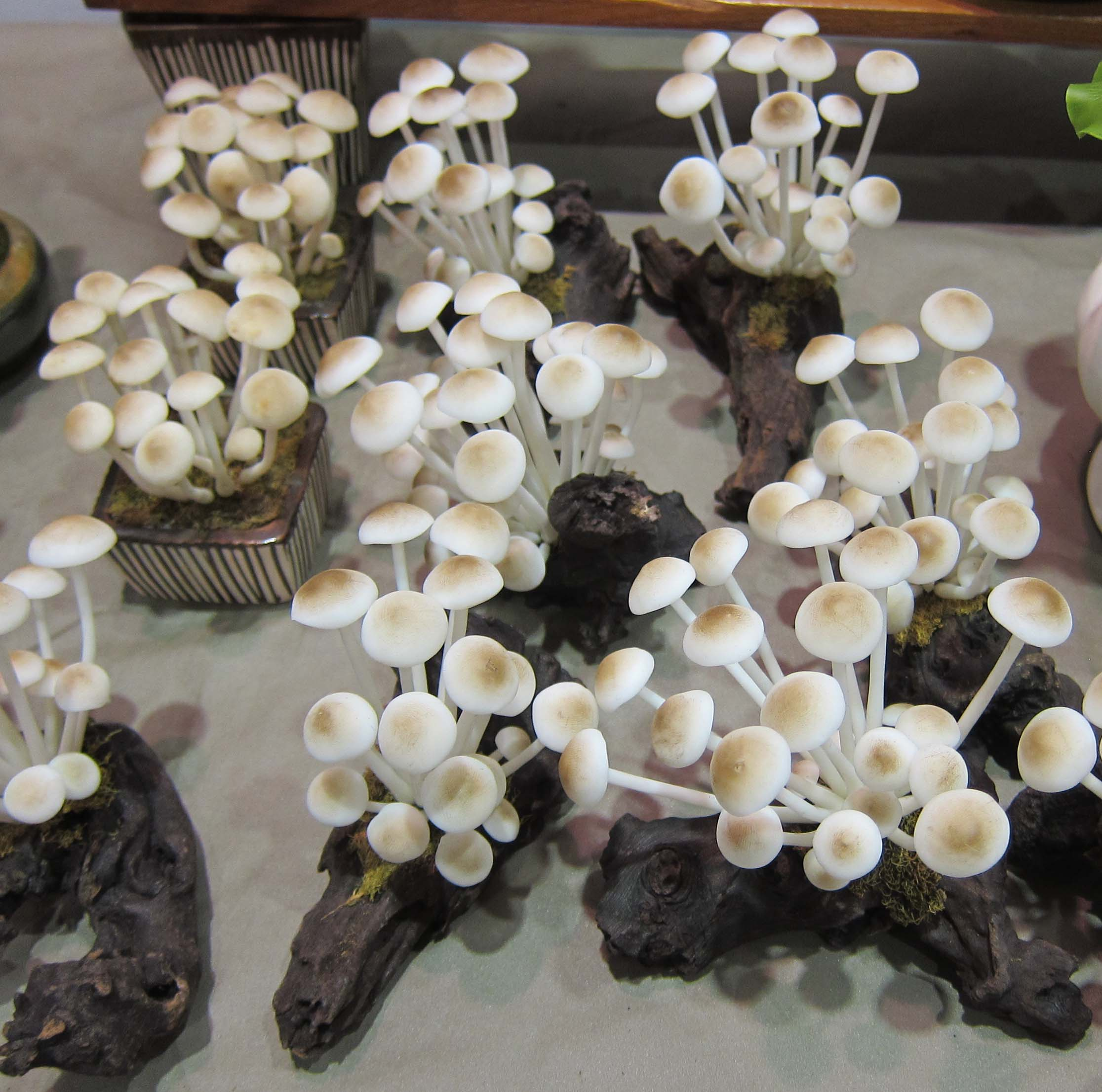 ArtificialMushroomFromClay-5
