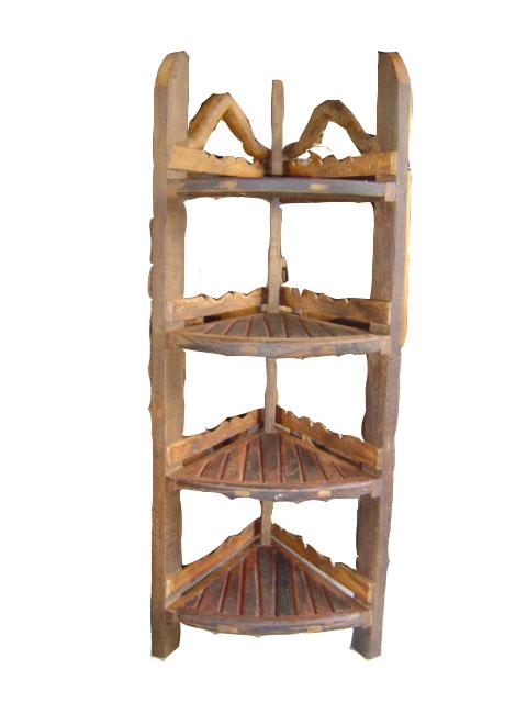 PS-Wood Shelf (sn329-1)
