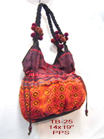 Tribal shoulder bag-TB-25