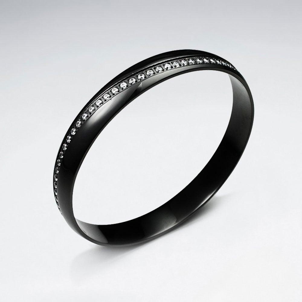 Bracelet PS-BB6BG0018BK-CZ