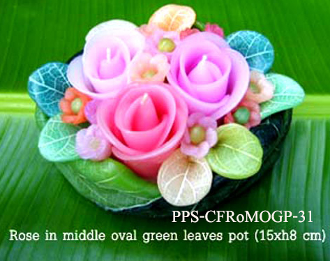 PS-Flower Candle-Ro_MOGP31