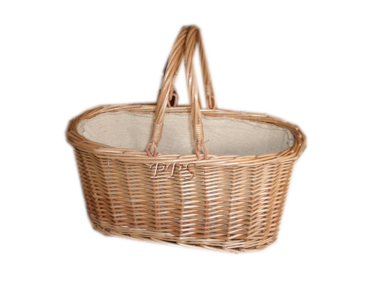 Rattan BasketC1953
