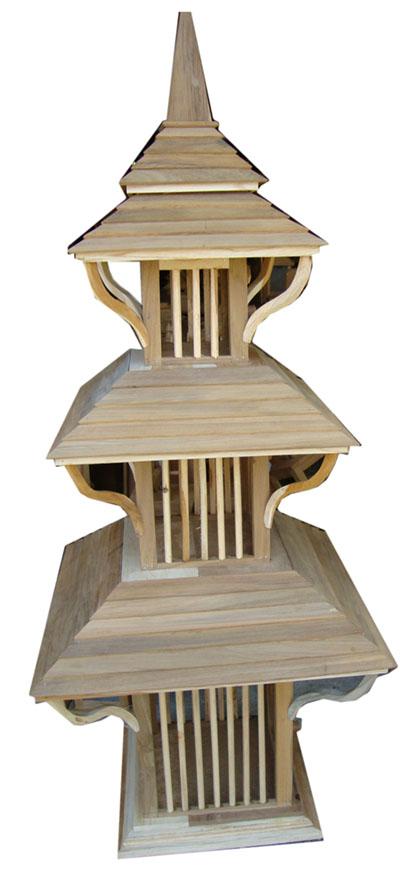 Teak Lamps 6030601-w