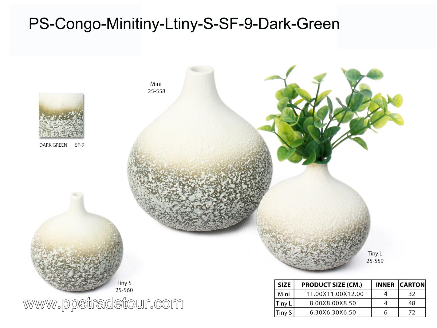 PSCV-CONGO-MINITINY-LTINY-S-SF-9-DARK-GREEN