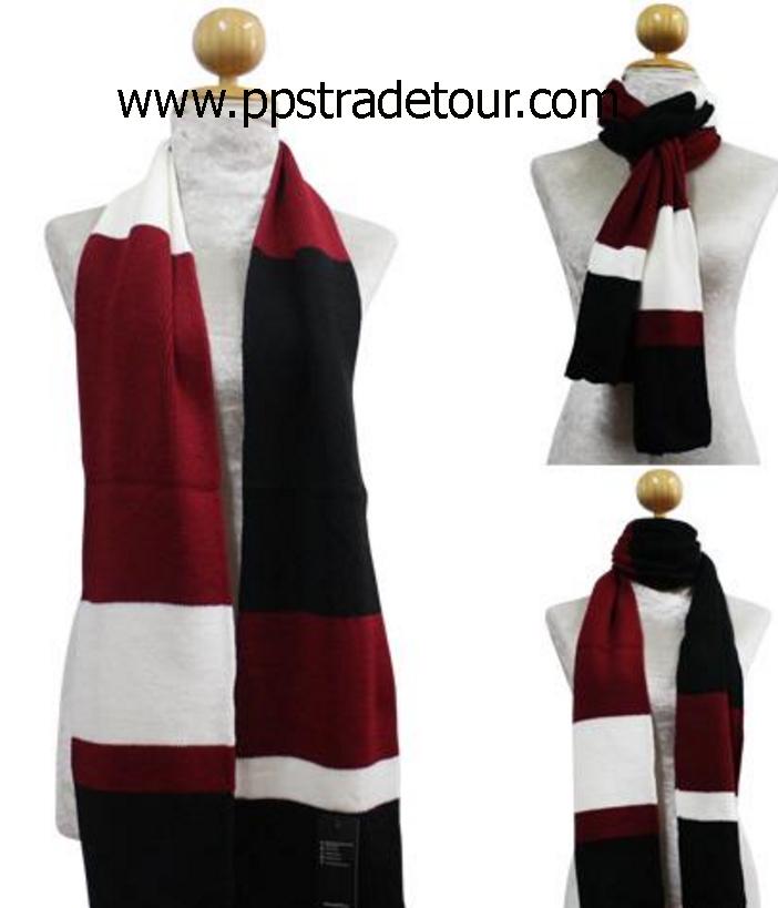 Knitting Wool Men Scarves-PS-SCF21