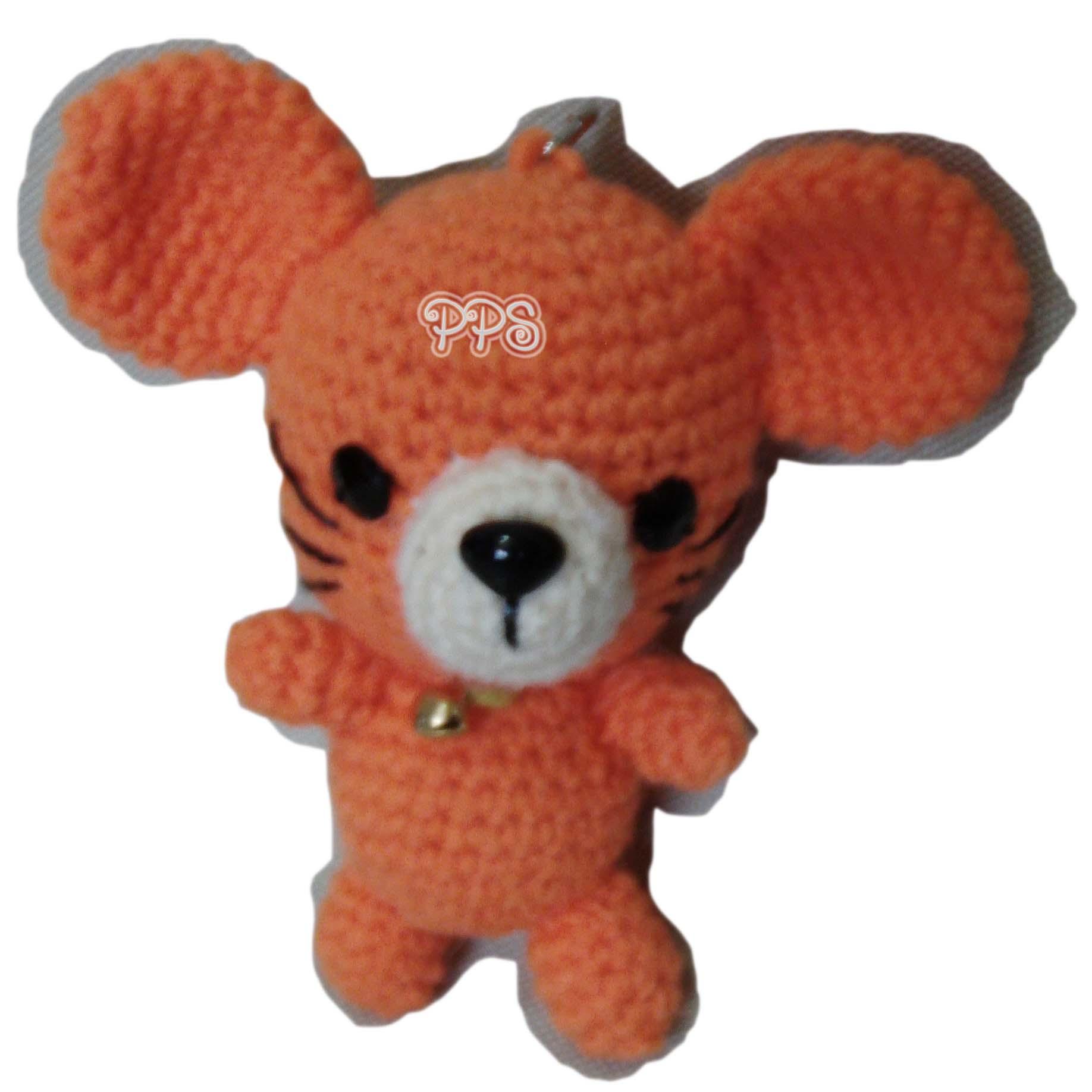 Crochet Doll Keyring-SANY0059