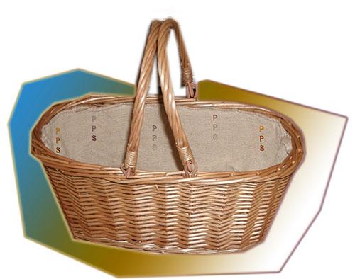 Rattan Basket 1938-1