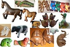 wood toy, animal toy, music animal