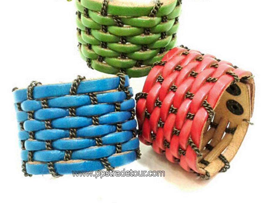 Leather Bracelet-N35