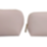 genuine saffiano leather cosmetic bag.pn