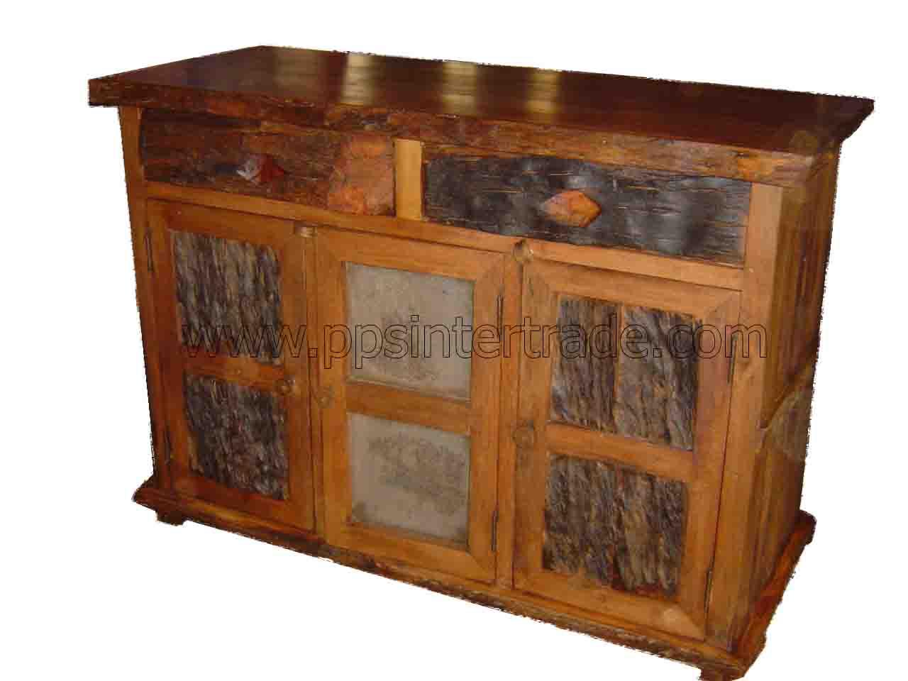 PS-Wood Shelf-sn375