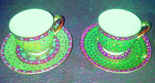 coffee cup set-10