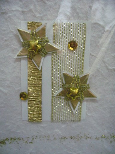 Mulberry Paper Christmas Card-17