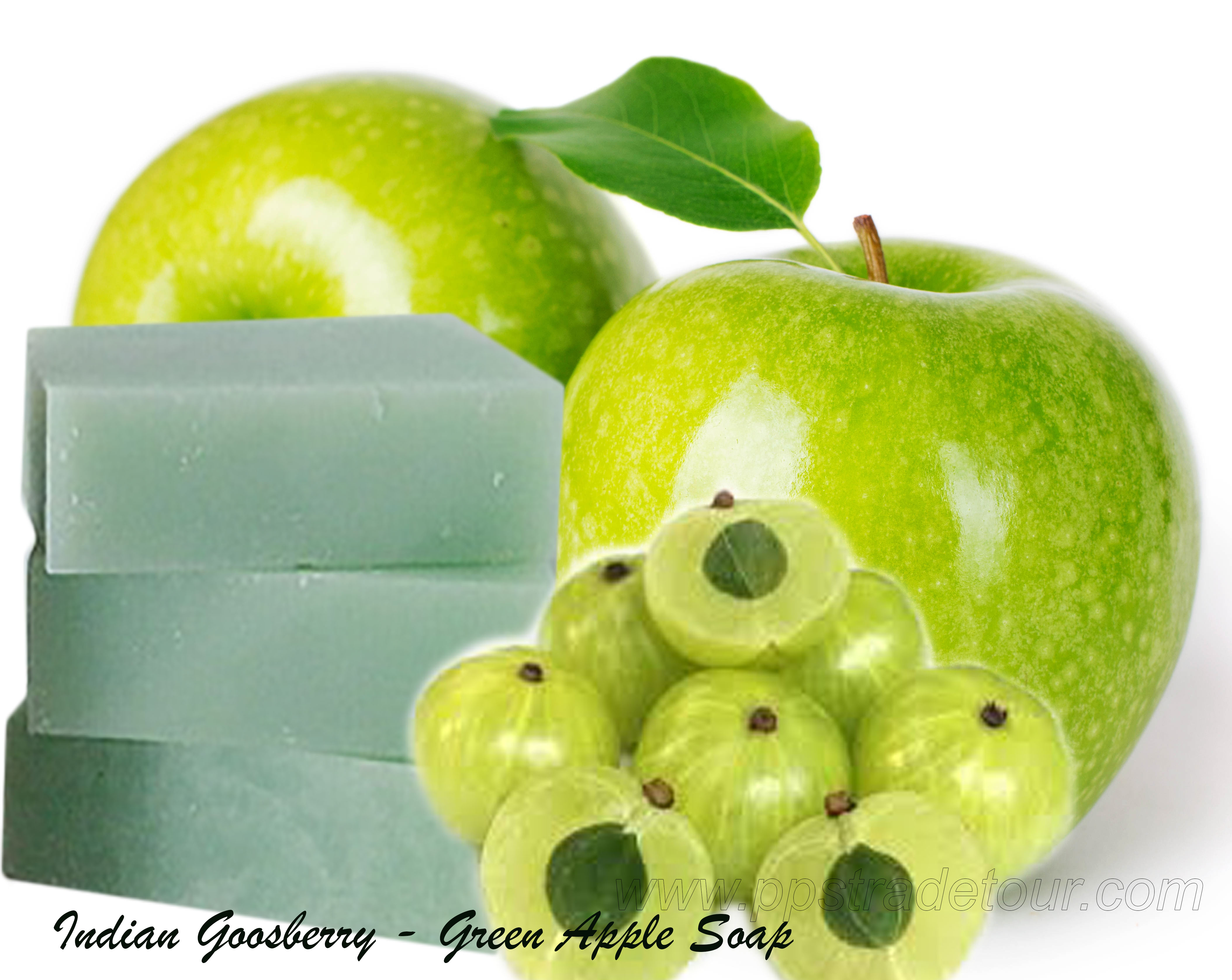 Indian Goosberry-Green Apple Soap