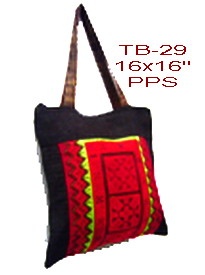 Tribal tote bag-TB-29