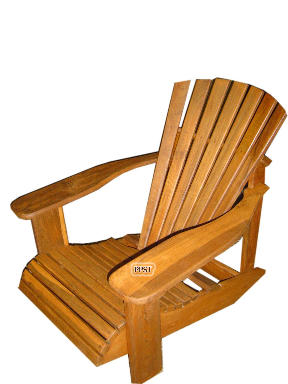 Teak chair-sn006