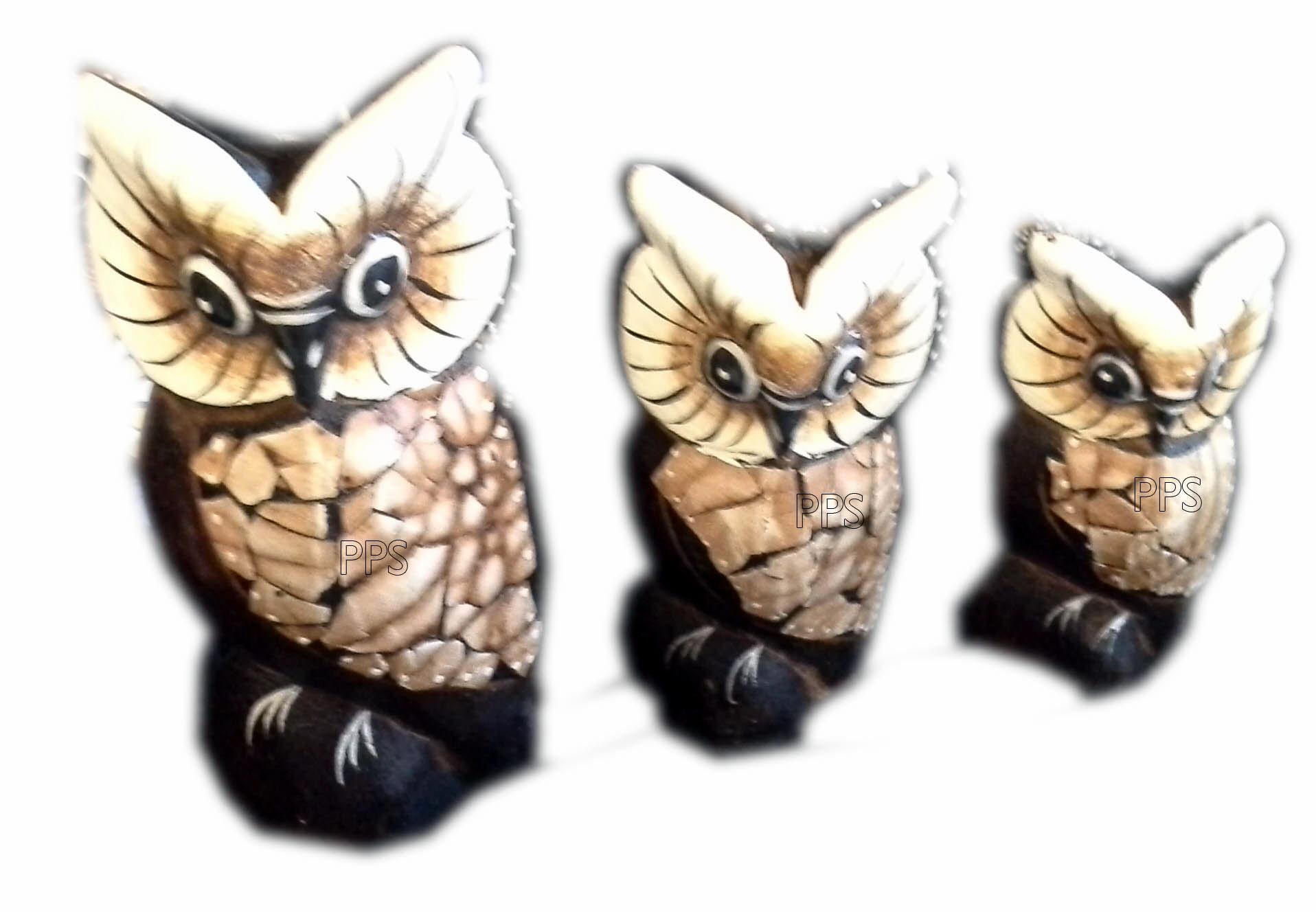 Thin 3 owls