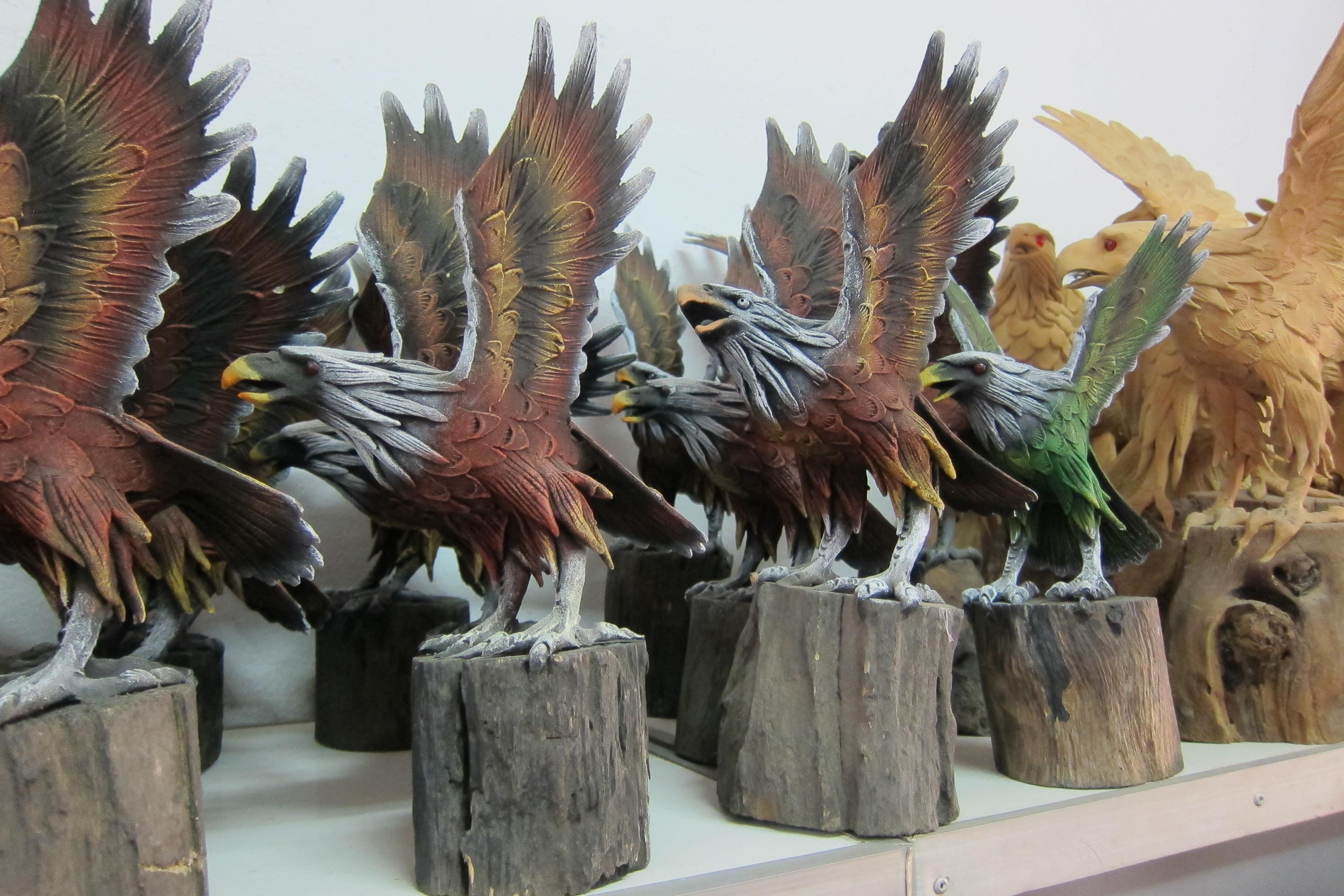 Eagle Figurine-IMG_2985