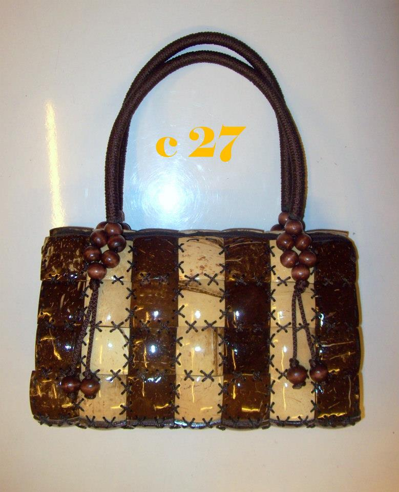 Coconut Shell bag-111
