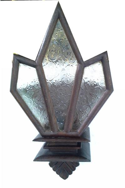 Teak Lamps 2270103-w